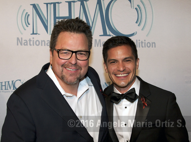 Rick Najera and Nicholas Gonzalez