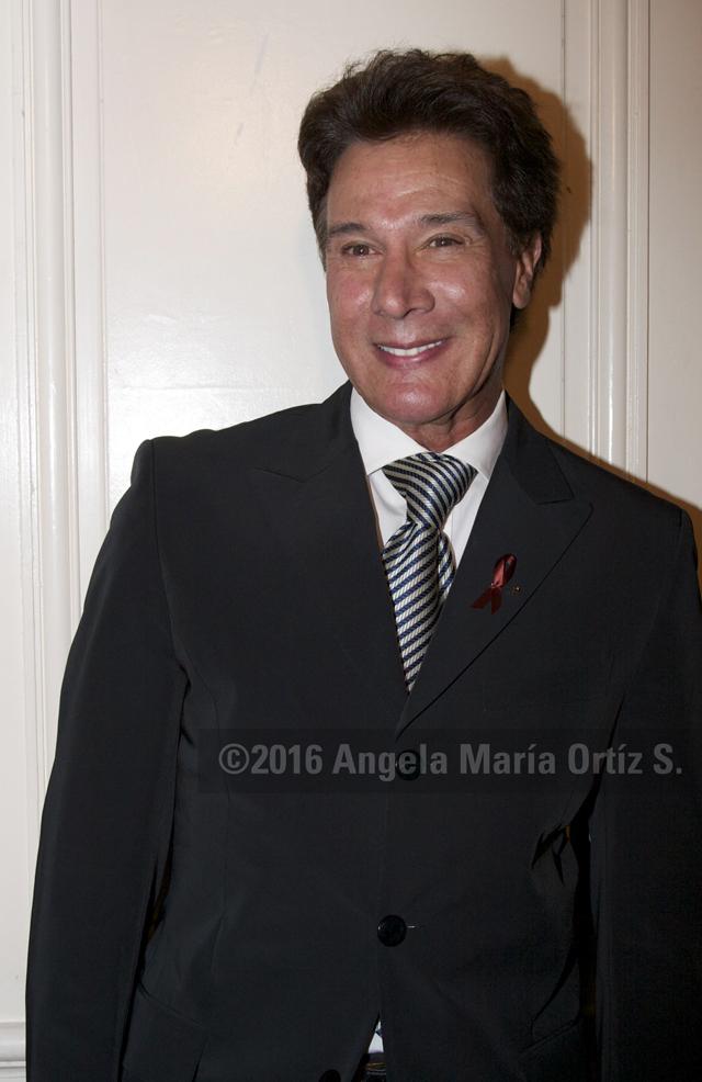 Actor Fernando Allende