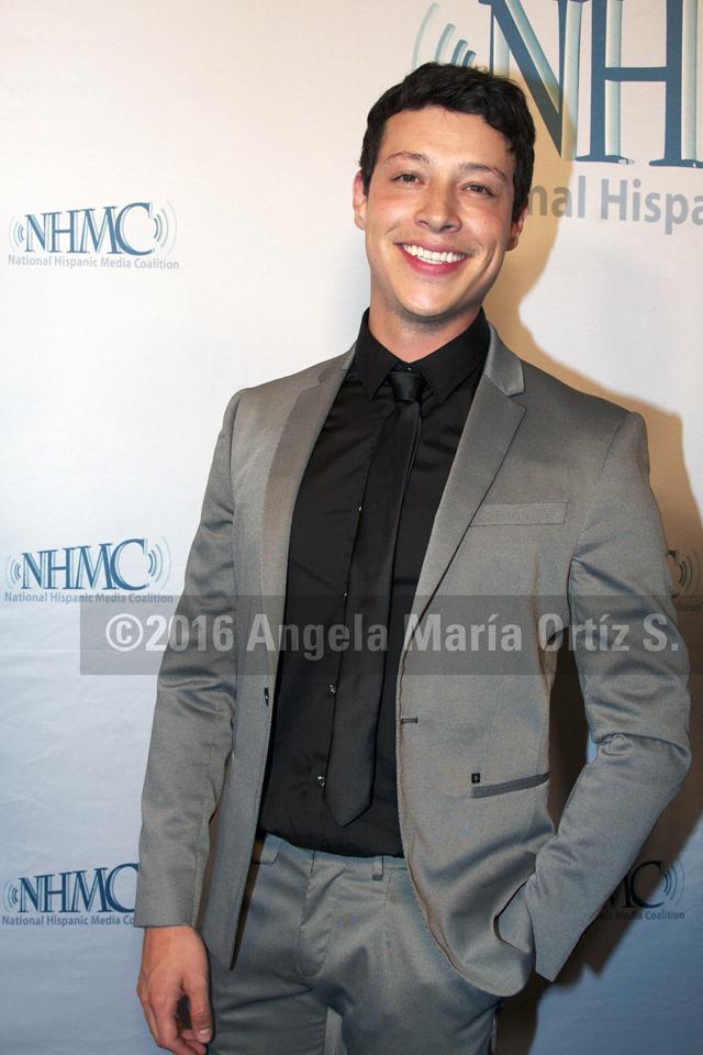 Actor Reynaldo Pacheco