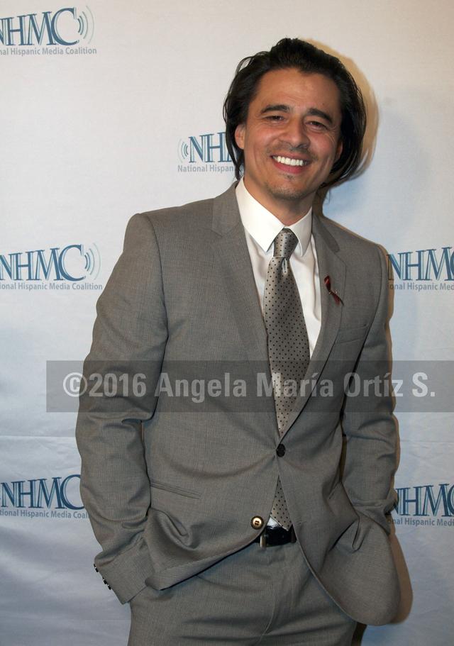 Actor Antonio Jaramillo
