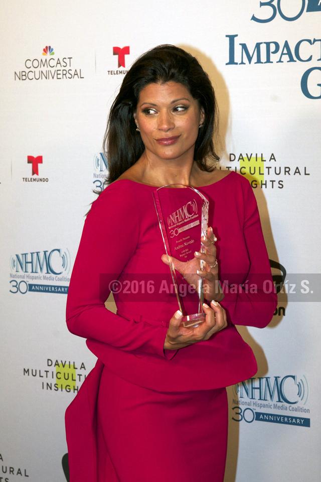 Actress Andrea Navedo