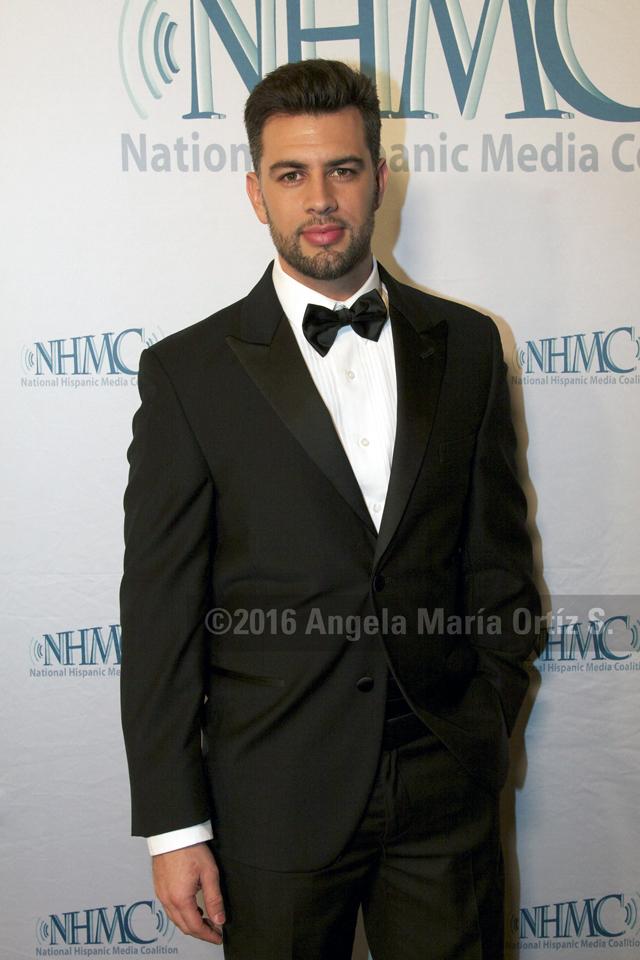 Actor Christian De La Campa
