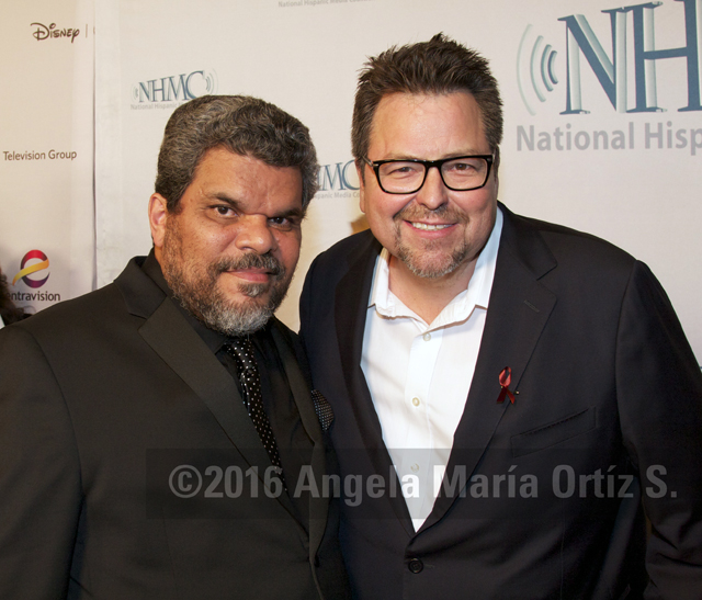 Luis Guzmán and Rick Najera