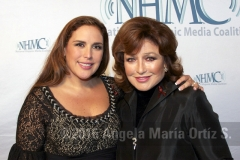 Angelica Vale and Angelica María