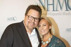Rick Najera and Susie Albin-Najera