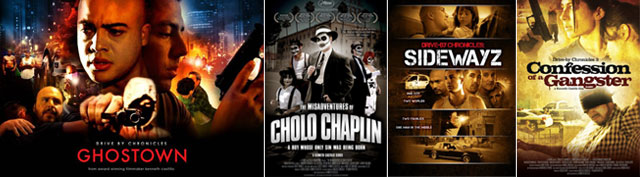 Kenneth Castillo, Cholo Chaplin, Films, Independent Filmmakers