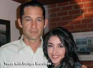 Yvette Yates, Enrique Murciano, Cold case