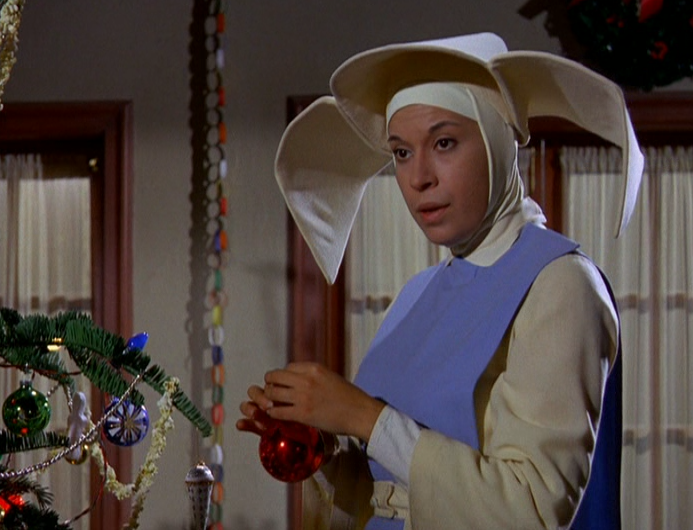 Sister Sixto on The Flying Nun
