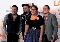 Our consentidos grammy winners La Santa Cecilia