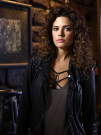 Angelica Celaya as Zed