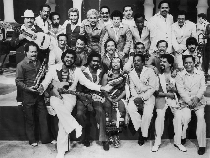 The Fania All-Stars in 1980