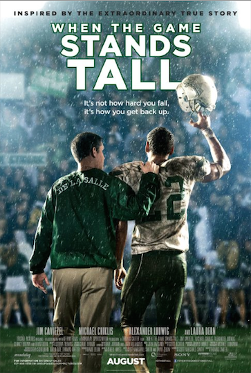 3-When the Game Stands Tall