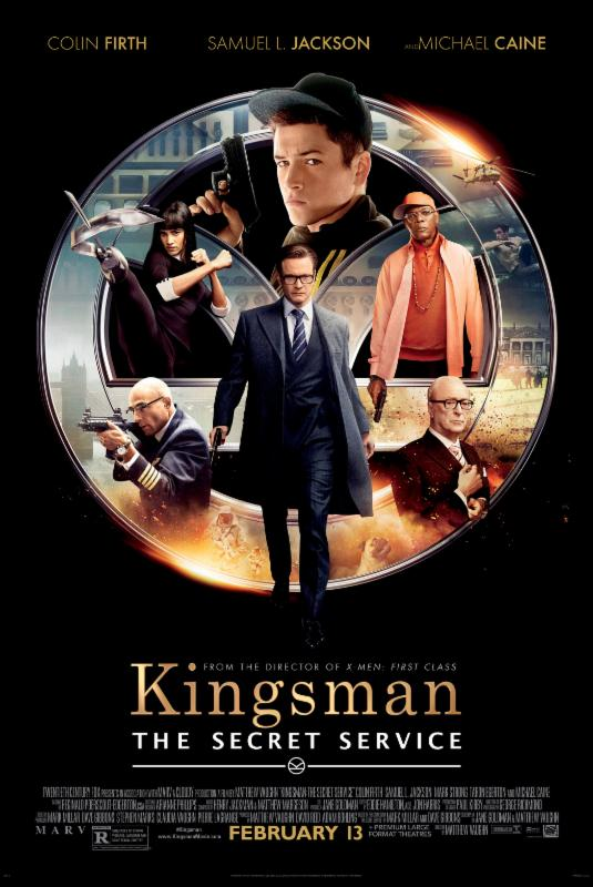 Kingsman-The Secret Service