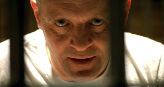 Silence of the Lambs (1991) - Hannibal Lector