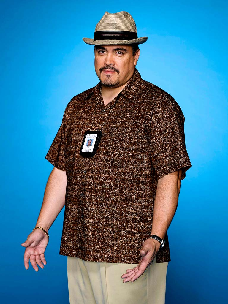 Lt. Angel Batista in Dexter