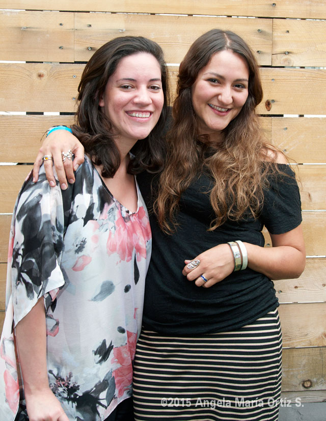 Co-directors: Jenniffer Castillo and Saray Deiseil ©2015 Angela María Ortíz S.