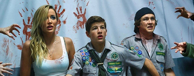 scouts guide to the zombie apocalypse carter quotev