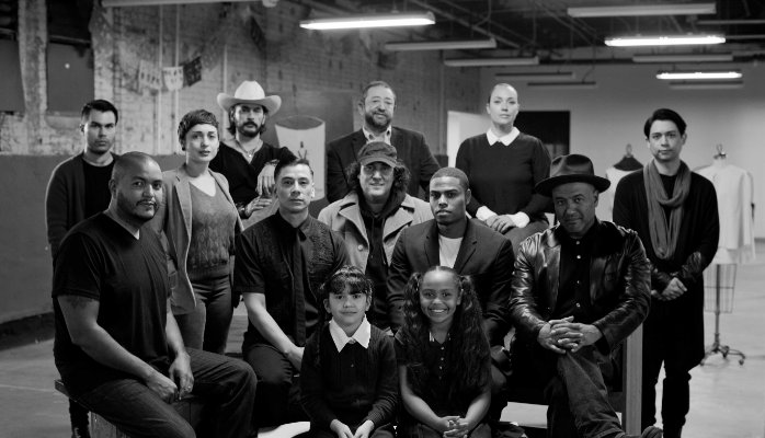 Cast and crew of Marisol