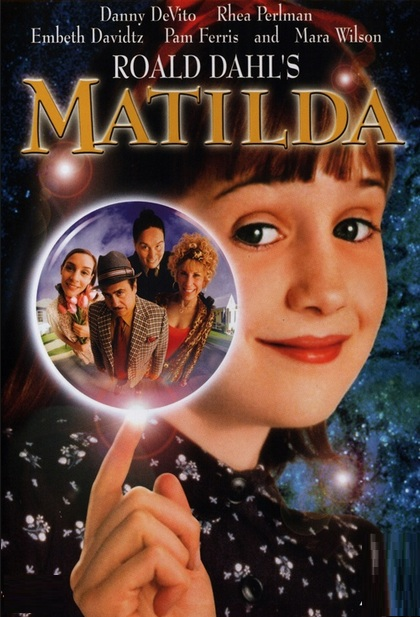 Roald Dahl, 1996 Matilda