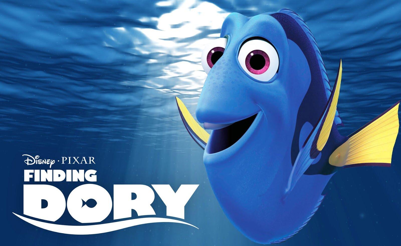 Dory, Finding Dory 2, Ellen DeGeneres