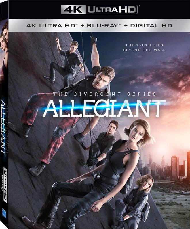 The Divergent Series Allegiant, SeFijaOnline, Se Fija!
