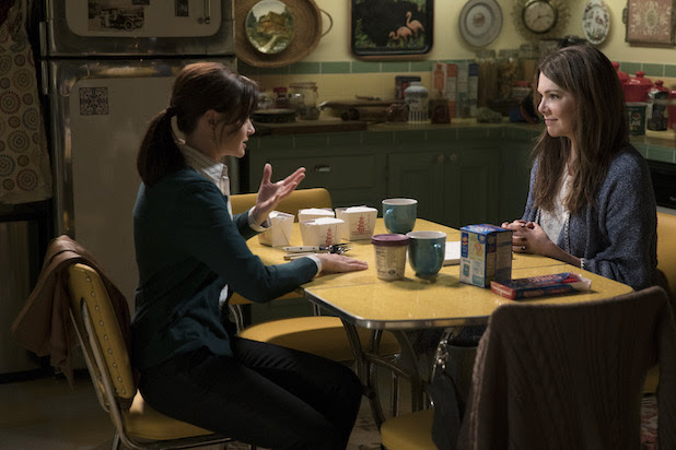 Gilmore Girls-A Year in the Life