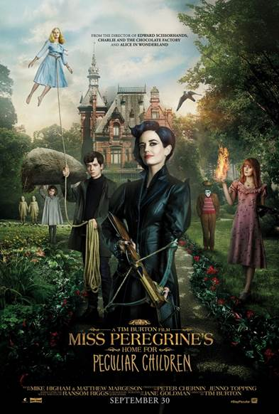 mrs-peregrine-poster