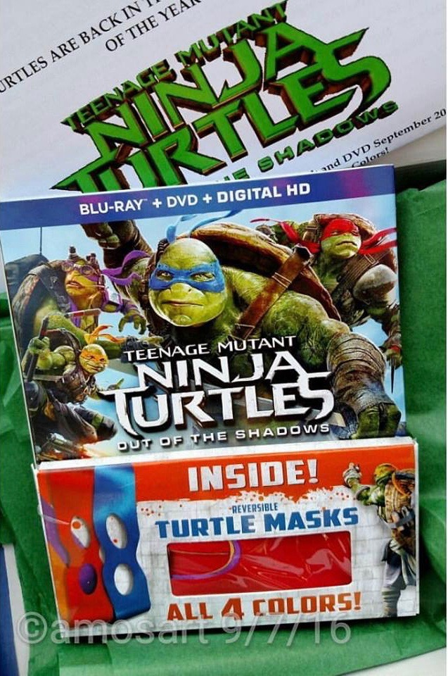 teenage mutan ninja turtle 2