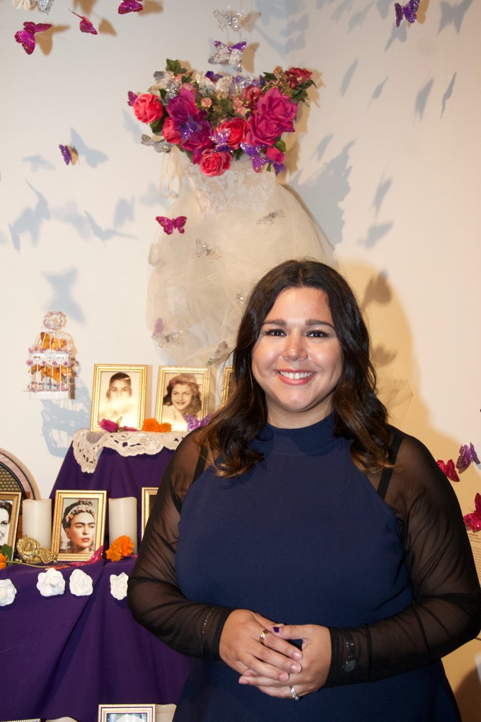 Jessica Torres, editor-in-chief of Siempre Mujer
