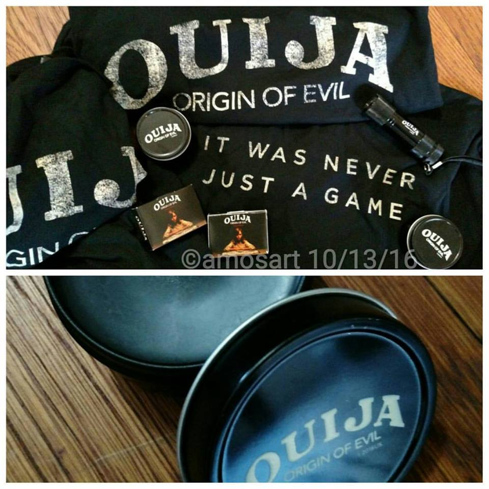 Ouija: Origin of Evil, Ouija: Origin of Evil T-Shirt, Giveaway