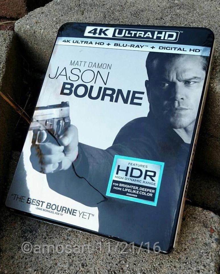 Angela Ortíz, Matt Baiamonte, Matt Damon, Jason Bourne, Angelo Dundee, Muhammad Ali, Sugar Ray Leonard, George Foreman, Héctor Camacho, Blu-ray, DVD