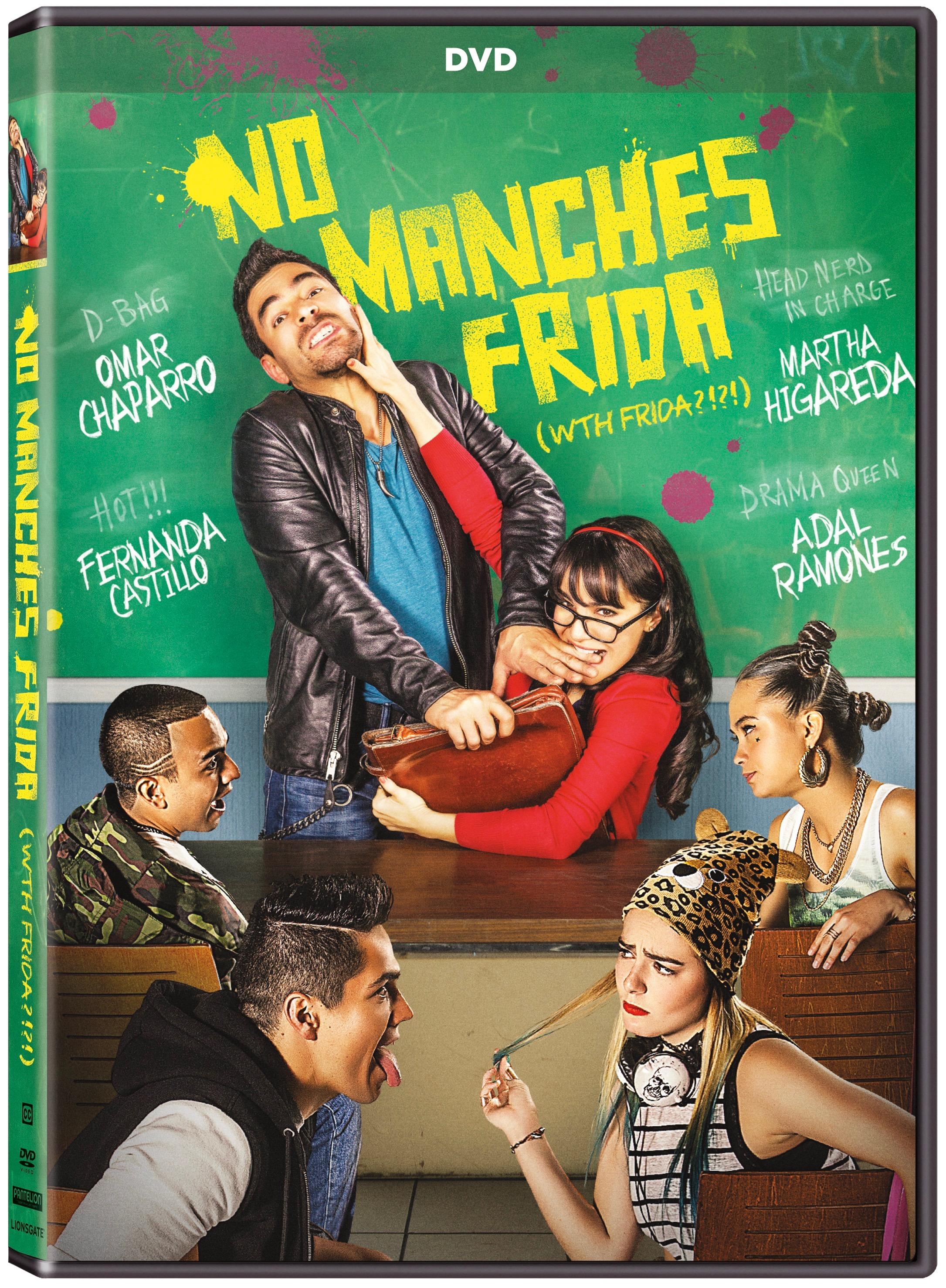 nomanchesfrida_dvd