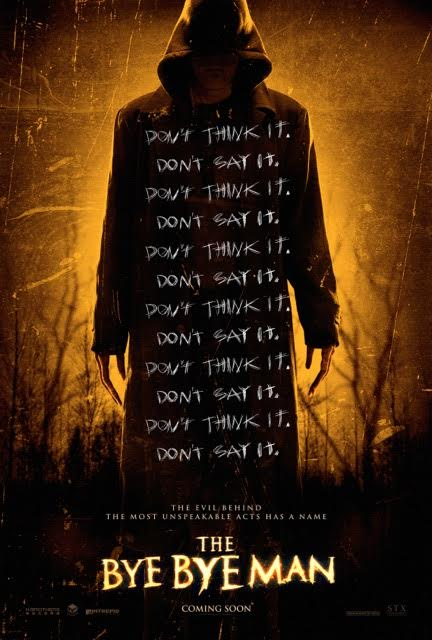 The Bye Bye Man, Don't Think It, Don't Say It, Horror Thriller