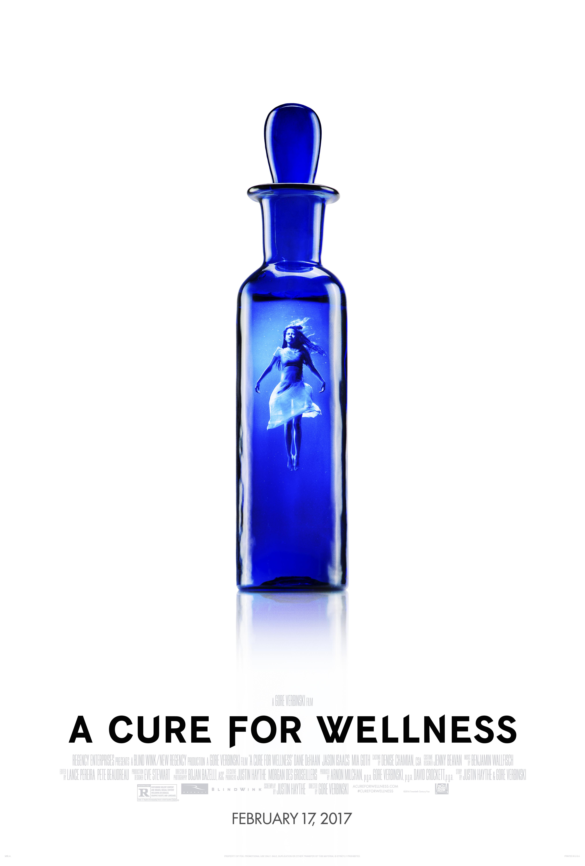 Gore Verbinski, The Ring, comes A Cure For Wellness, Dane DeHaan, Jason Isaacs, Mia Goth