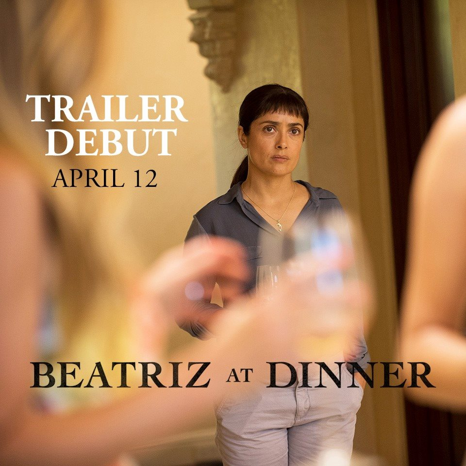 Beatriz at Dinner, Salma Hayek