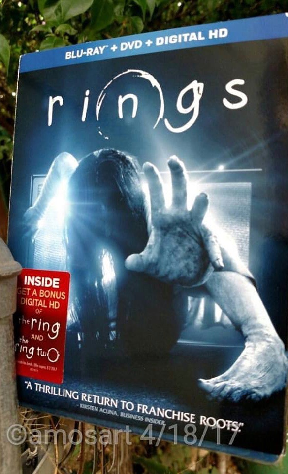 Ring, Rings, First you watch it, Then you die