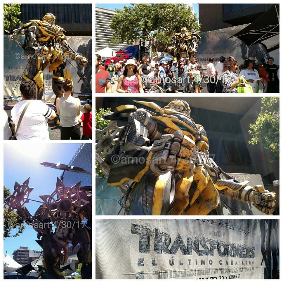 Bumblebee, ransformers: The Last Knight