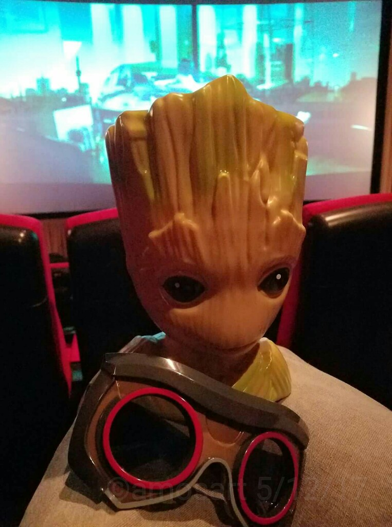 Groot, 4DX Cinepolis Theater, Guardians of the Galaxy Vol 2