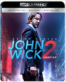 John Wick: Chapter 2, Keanu Reeves