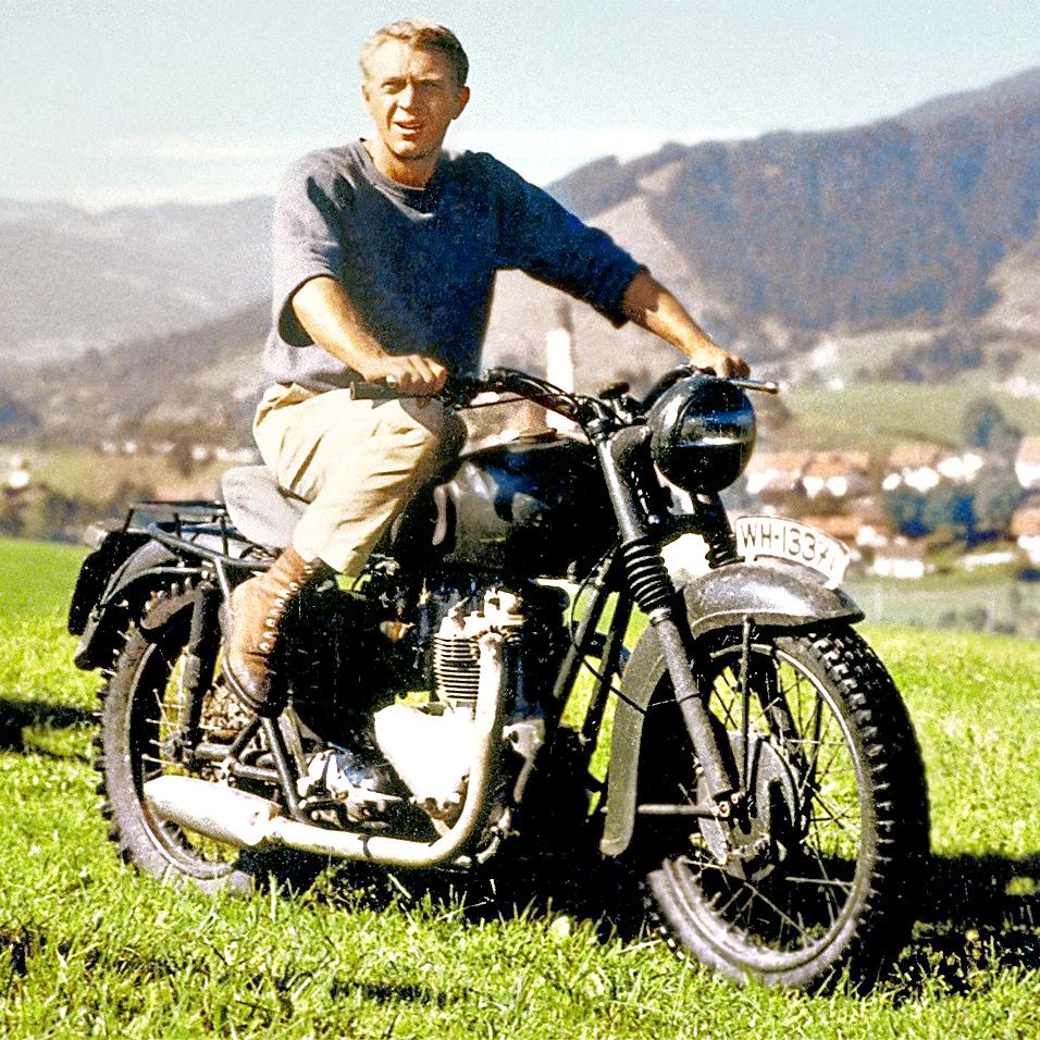Steve McQueen, The Greatest Escape
