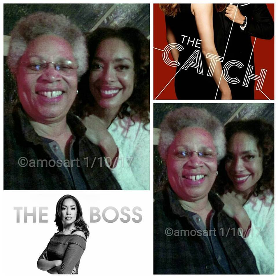 Angela Ortíz, Gina Torres, Suits, The Catch, ABC, USA Network, Se Fija Online