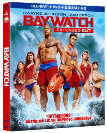 Dwayne Johnson , Zac Efron, Baywatch