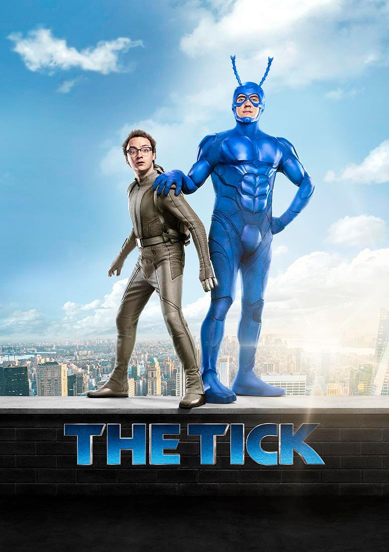 The Tick Launches On August 25 On Amazon Prime Video