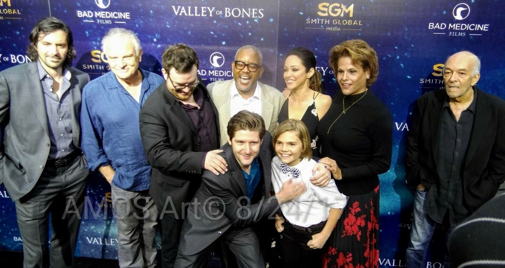 Rhys Coiro, Bill Smitrovich, Dan Glaser, Steven Malony, Smith Global Media, Autumn Reeser, Alexandra Billings, Mason Mahay and Mark Margolis