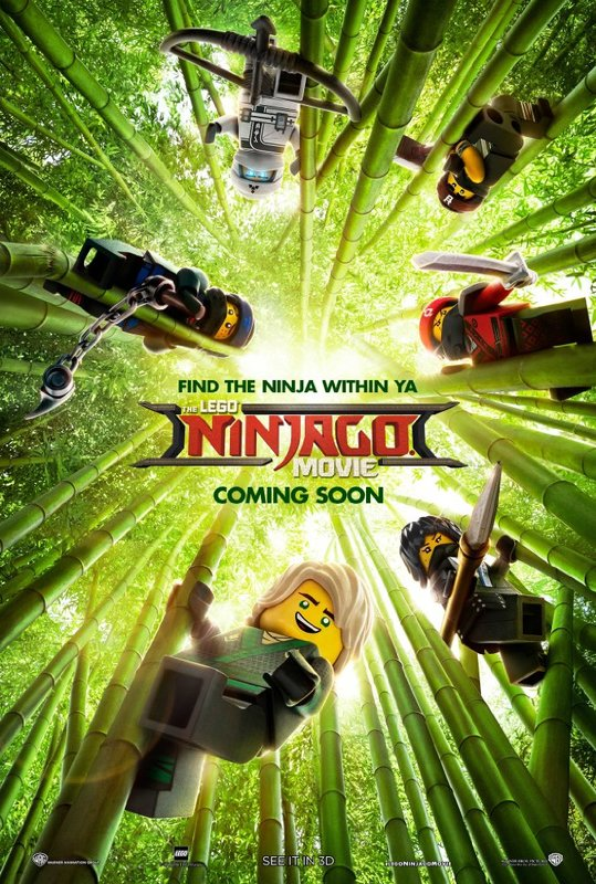 Zach Woods, Kumail Nanjiani, Fred Armisen, Olivia Munn, Michael Peña, Justin Theroux, Abbi Jacobson, Dave Franco, Jackie Chan, Chris McKay, The LEGO Ninjago Movie, Dan Lin