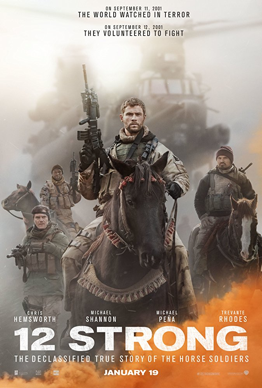 Horse Soldiers, Doug Stanton, 12 Strong